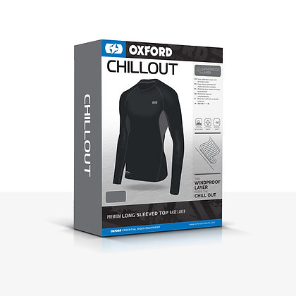Oxford Chillout Top