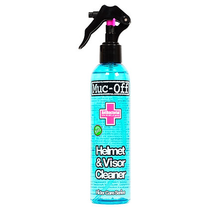 Muc-Off Helmet Visor & Goggle Cleaner 250ml