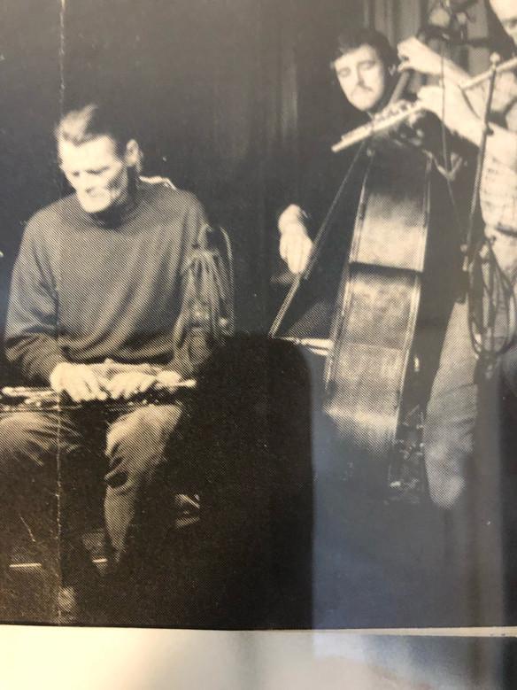 Chet Baker og Bo Stief