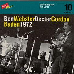 Dexter Gordon:Ben Webster – live in Bade