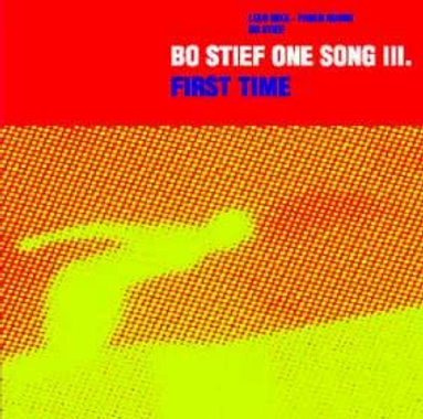 Bo Stief- One Song III First time.(02)