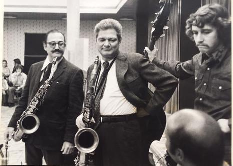 Al Cohn, Zoot Sims, Horace Parlan, Bo Stief