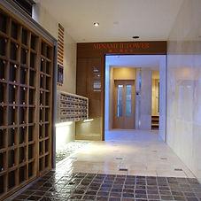 建築・玄関ホール・日本的