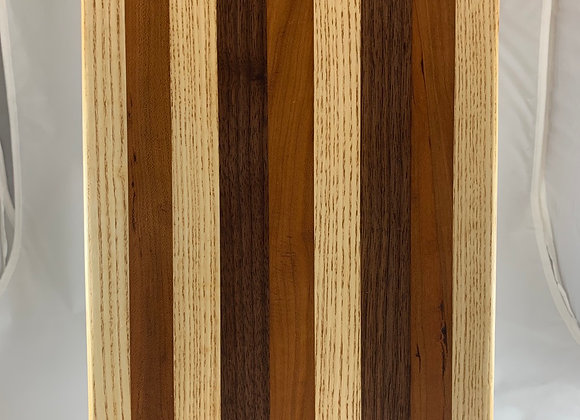 Small Long Grain - Tri Color Board