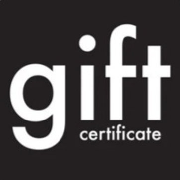 $100 Gift Certificate (10% off)