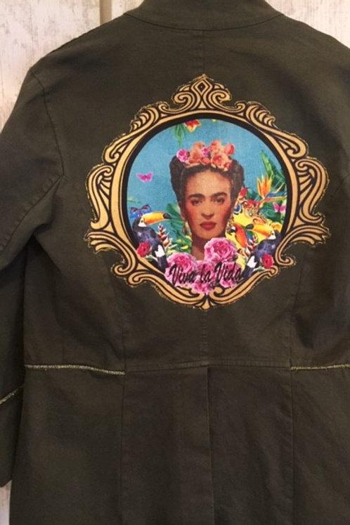 Veste army Frida