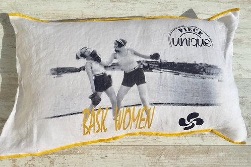 Housse de coussin Germaine » BASK WOMEN»