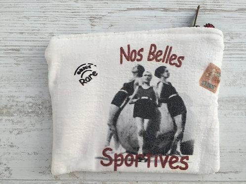 Pochette Victorine Nos belles sportive small