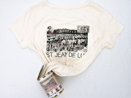 T-shirt Saint-Jean de Luz