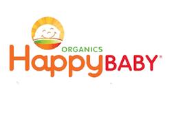 Toddler Snacks - Happy Baby Logo