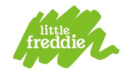 Toddler Snacks - Little Freddie Logo