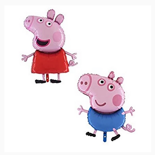 Jumbo Peppa Pig and George Pig