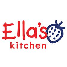 Toddler Snacks - Ellas Kitchen Logo