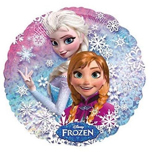 Frozen Elsa and Anna Happy Birthday
