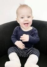 Hugo Toddler Snacks homepage