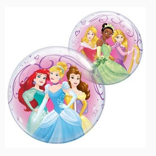 Disney Princesses Bubble