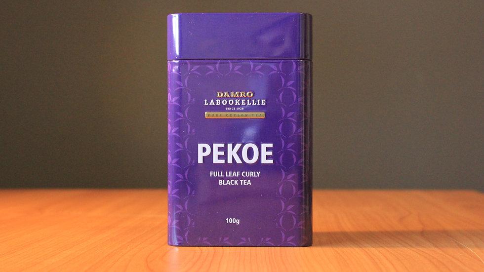 Traditional Pekoe - Full Leaf Curly Black Tea