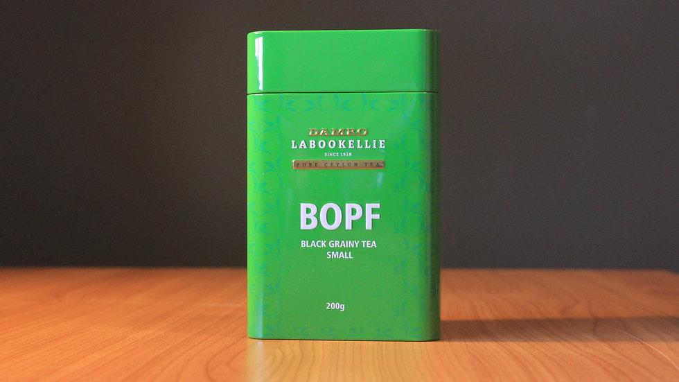 Authentic BOP Fannings - Labookellie Black Grainy Tea Small