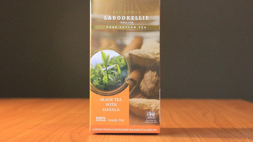Masala Tea - 25 Enveloped Teabags x 1.5g