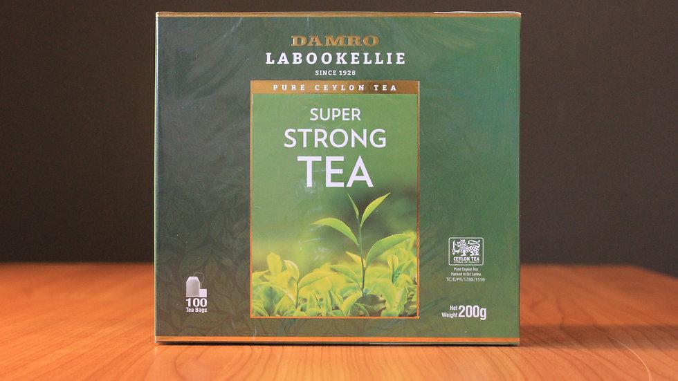 Labookellie Super Strong Tea - 100 Teabags x 2g