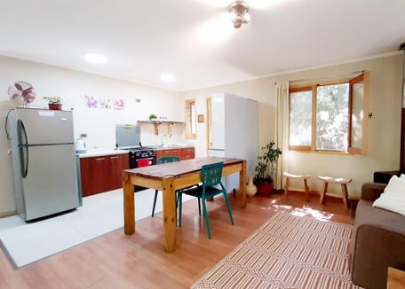 Cocina -Sala de estar