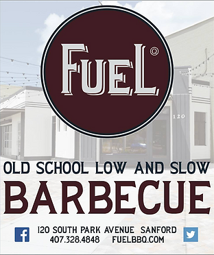 Fuel BBQ Sanford FL