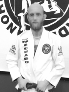 A picture of Phil Kleffner, instructor at Northwest Jiu-Jitsu Academy.