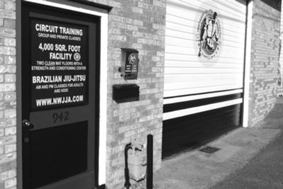 A picture of the Northwest Jiu-Jitsu Academy.