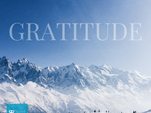 Gratitude & Career Success!