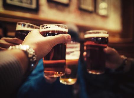Over mannenpraat, bier en bitterballen