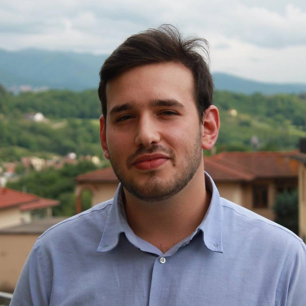 Francesco Martini, segretario Partito Democratico Rignano sull'Arno