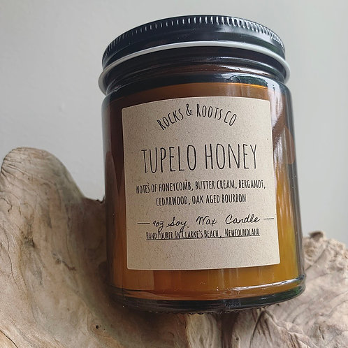 Tupelo Honey 9oz Soy Wax Candle
