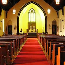 Current - Inside Holy Apostles