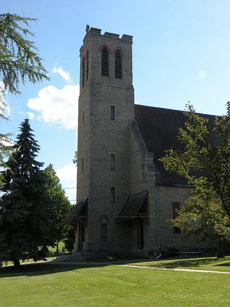 Holy Apostles - Current Building