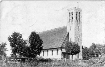 Holy Apostles 'Stone' Church-Oneida