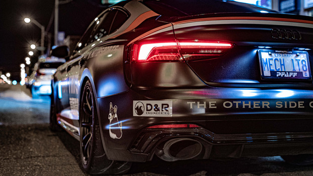 Audi RS5 TimeAttack