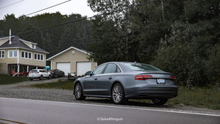 Audi A8 Stage 3+