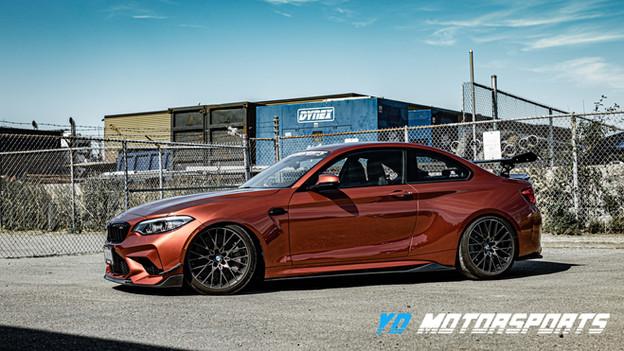 BMW M2c Stage 2