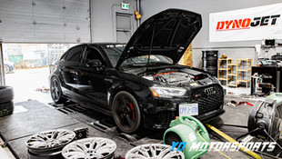 Audi RS3 Stage 3+