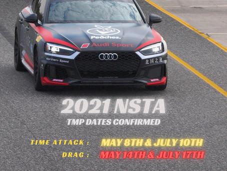 NSTA 2021 Announcement