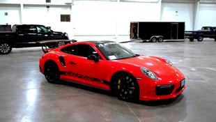 Porsche 911 Turbo S Stage 2