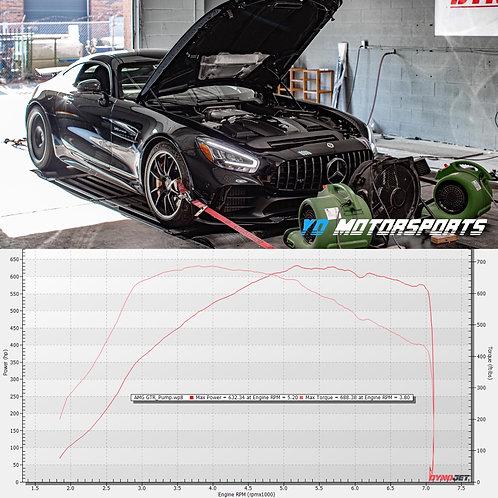 Mercedes AMG GTR ECU Power Tuning