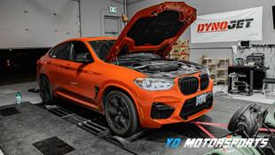 BMW X4M Stage 2