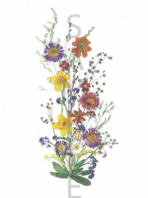 Gabriela Flower Print