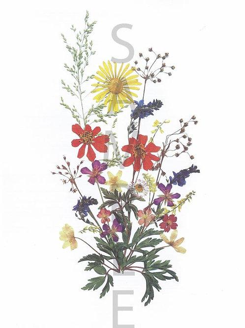 Adele Flower Print