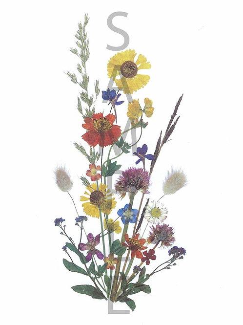 Anke Flower Print