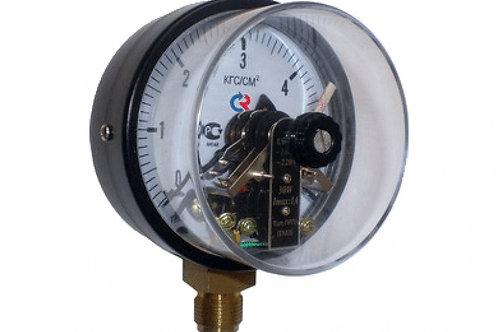 Манометр эл. контактный TM-510P.05 (0-0.4MPa) M20x1.5; 150C; 1.5