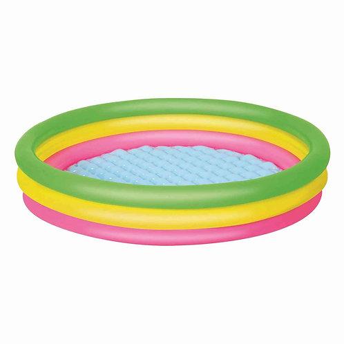 51103 BW, BestWay, Детский круглый бассейн, 152х30 см, 211 л