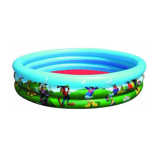 91007 BW, BestWay, Детский круглый бассейн 122х25 см, 140 л