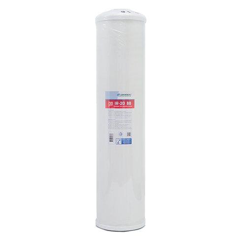 Картридж для очистки воды IR-20 BB для удаления железа из воды Джилекс